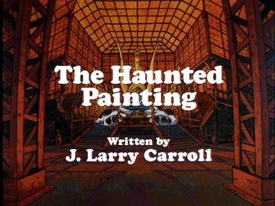The Haunted Painting
