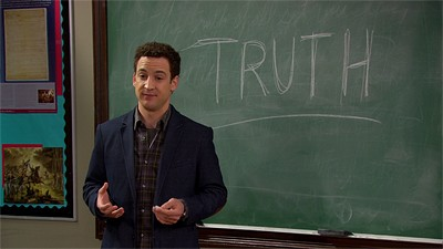Girl Meets The Truth