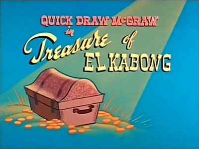 Treasure of El Kabong