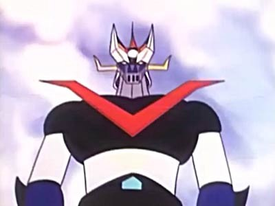 The Hero of the Skies, Great Mazinger
