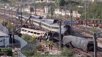 Paddington Rail Crash