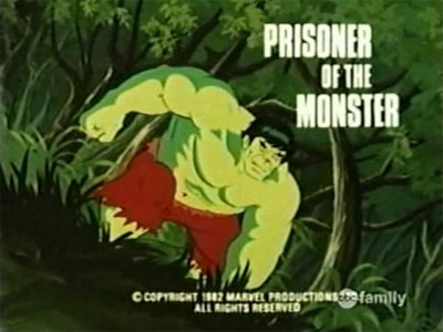 Prisoner of the Monster