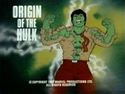 Origin of the Hulk
