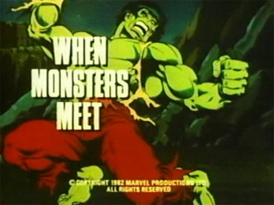 When Monsters Meet