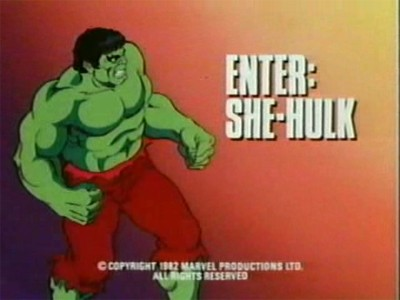Enter: She-Hulk