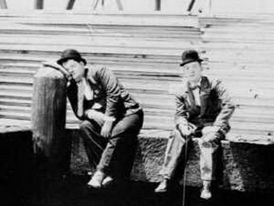 The Laurel & Hardy Murder Case