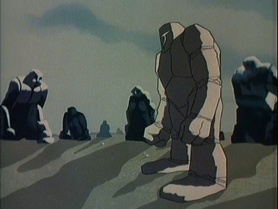 Ruler of the Rock Robots