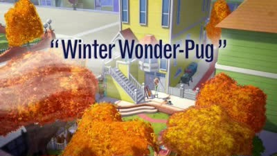 Winter Wonder-Pug