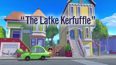 The Latke Kerfuffle