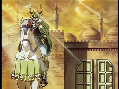 Heroic Legend of Arslan VI - The Solitary Horseman, Part II