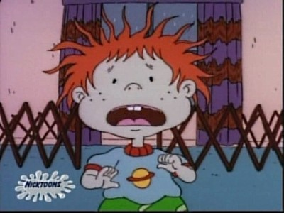 Chuckie Loses His Glasses