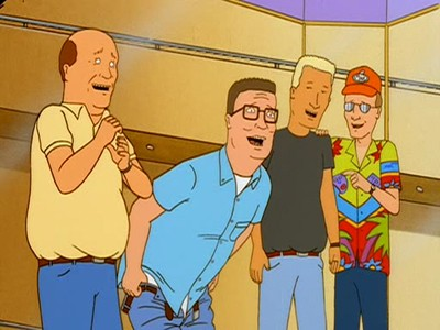 Hank and the Great Glass Elevator