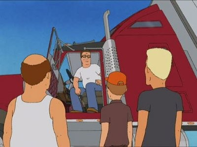 Livin' on Reds, Vitamin C, and Propane