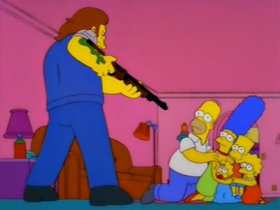 Simpsonnerie chantante