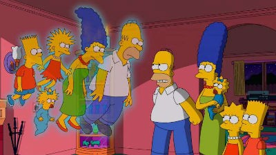 Simpson Horror Show XXV