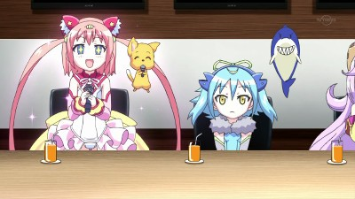 Meetings are Intense, Ribbon-chan
