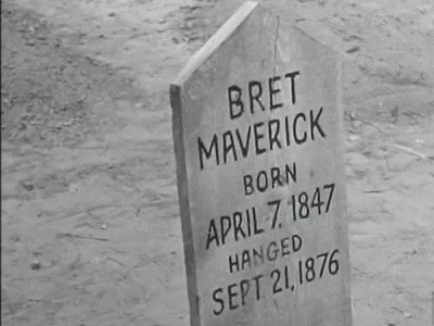 The Day They Hanged Bret Maverick