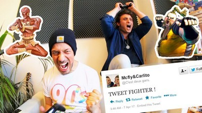 TWEET FIGHTER
