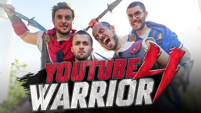 YOUTUBE WARRIOR 4