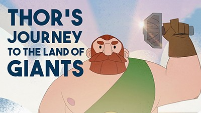 The Myth of Thor's Journey to the Land of Giants