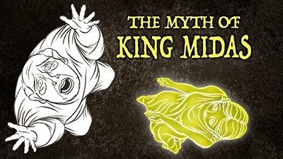 The Myth of King Midas and His Golden Touch