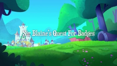 Sir Blaine's Quest for Badges