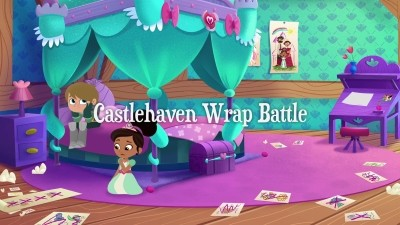 Castlehaven Wrap Battle