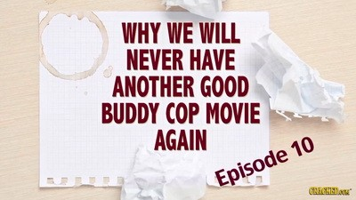 Why Hollywood Will Never Make Another Good Buddy Cop Movie