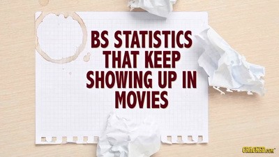 4 Bulls#!% Facts That Movies Love to Quote