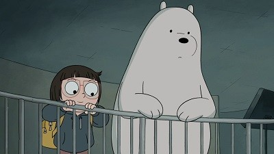 Chloe & Ice Bear