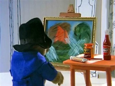 Paddington and the Old Master