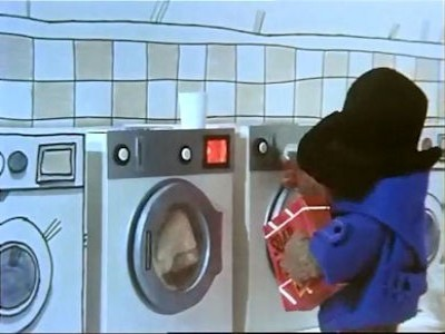Trouble at the Launderette