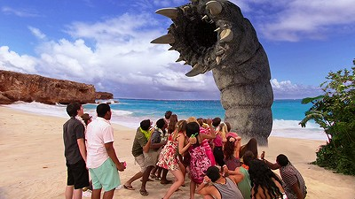 Beach Party Maggot Massacre