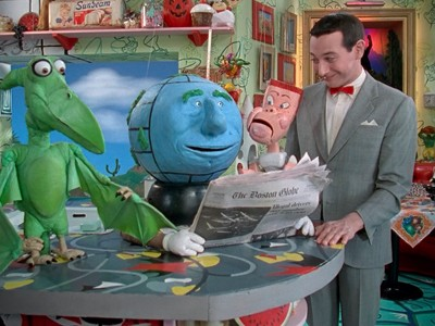 Front Page Pee-wee
