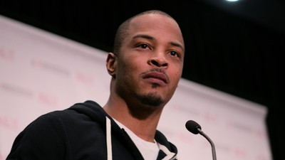 T.I: Taking a Stand