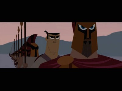 XXV: Jack and the Spartans