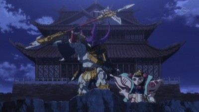 The Fearsome Generals Battle