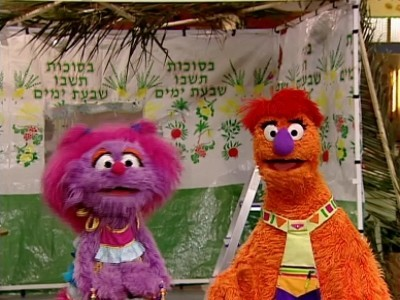 Monsters in the Sukkah