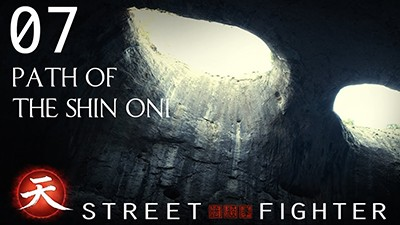 Path of the Shin Oni