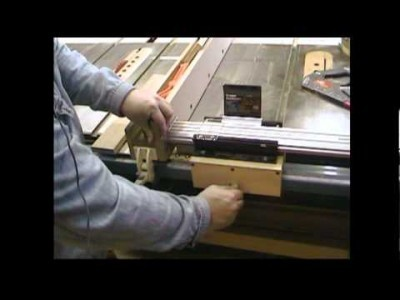 Make Incra LS Table Saw Fence from Lite Positioner