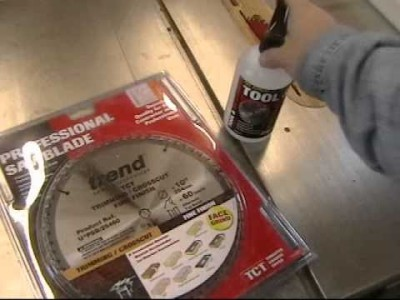 Gas Shop Heating and Trend Saw Blade Cleaner Review