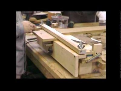 HOMEMADE Leigh DR4 Pro Style Dovetail Jig Machine