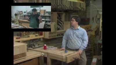 WOODEN dust collector cyclone from Bill Pentz-Clearvue design Part 1