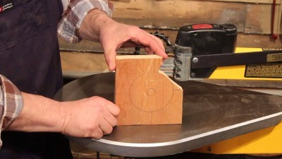 The Homemade Drum Sander Part 2
