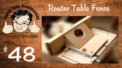 Amazing homemade router table fence works like the Incra LS! BUILD IT!