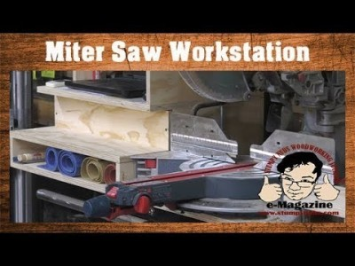 There's more to this miter saw workstation than you think