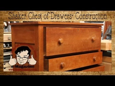 How Shaker Furniture is constructed- What makes a quality piece?