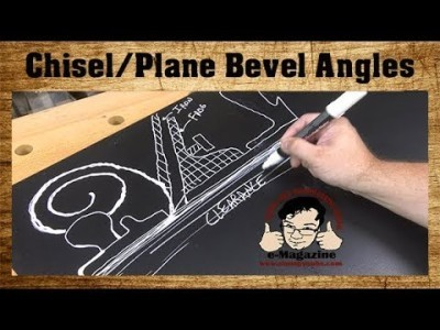 You worry too much about chisel_plane bevel angles