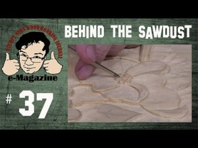 4 Things to Get You Started in Relief Wood Carving