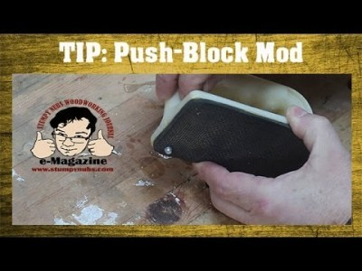Push block modification for better jointing